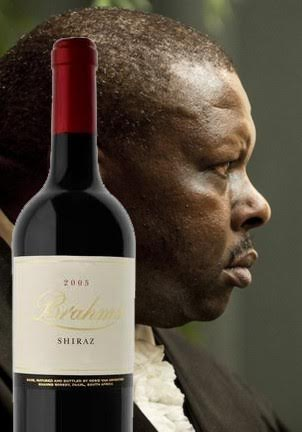 Tim James: Will We Ever See A Wine From Judge Hlophe? photo