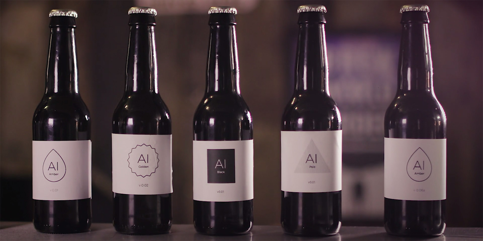 This London startup is using AI to brew beer photo