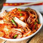 How To Enjoy Wine With Chili, Garlic and Kimchi photo