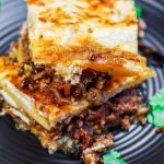 Get your Greek on with this traditional Moussaka recipe photo