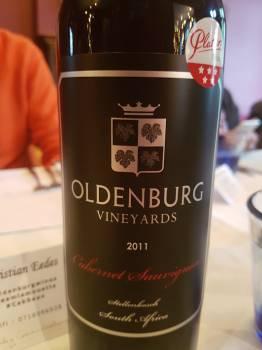 Oldenburg Vineyards Cabernet Sauvignon 2008 ? 2014 photo