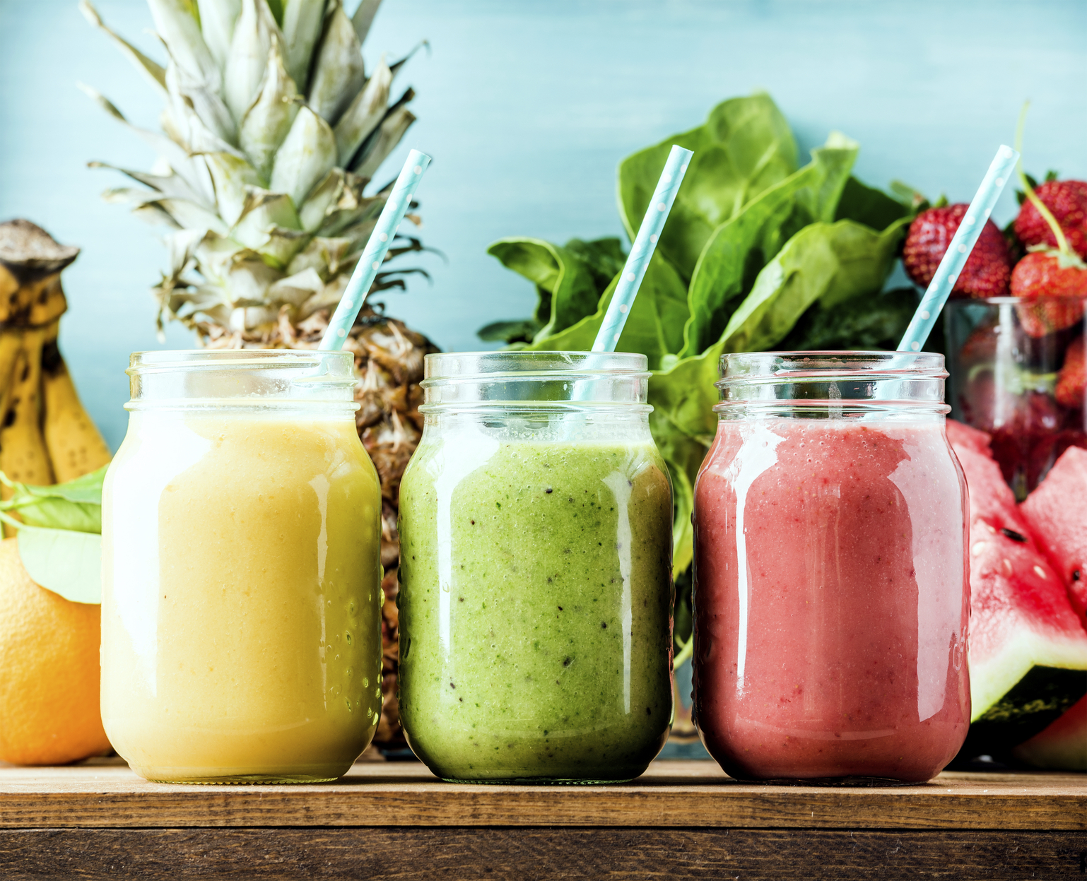 Are fresh juice drinks as healthy as they seem? photo