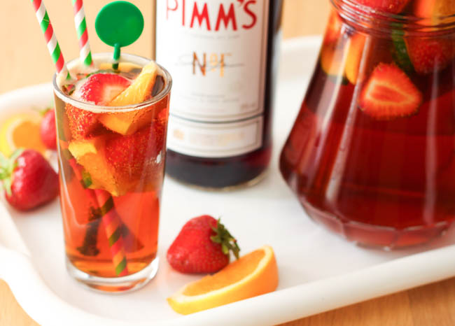 8 things you can do with Pimms apart from drinking it photo