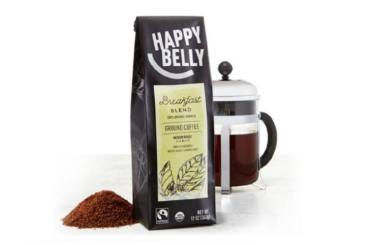 Amazon Has Started Selling its Own Happy Belly Brand Coffee photo