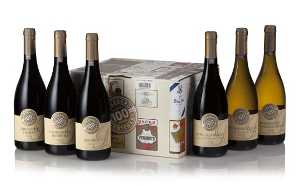 Sip on Backsberg`s Centenary Wine Selection photo