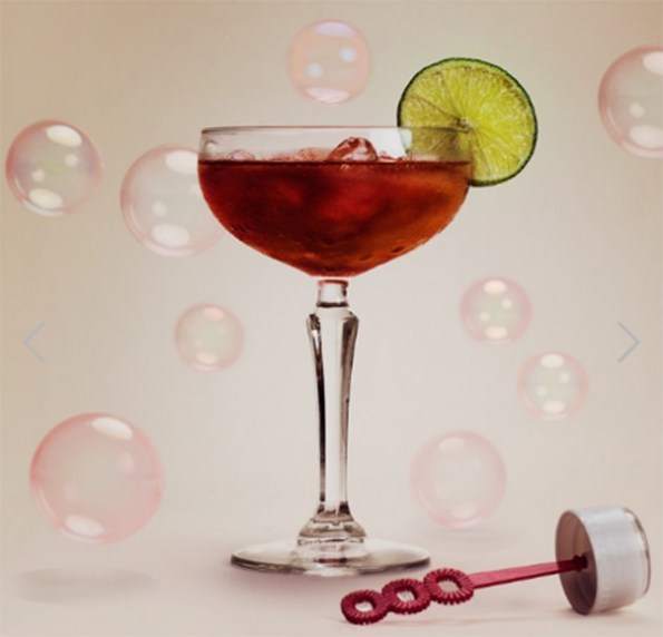 Edible, Boozy Bubbles Is Now A Thing That Exists IRL photo
