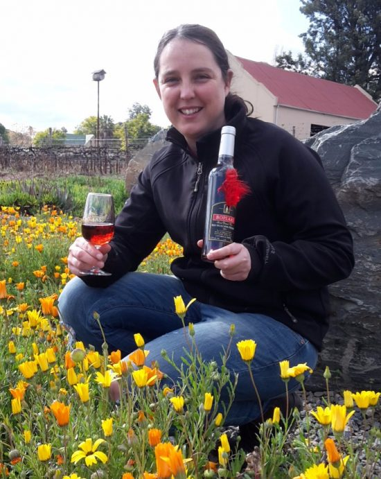 Boplaas wins best Red Muscadel for the Calitzdorp area at the Terroir Award photo