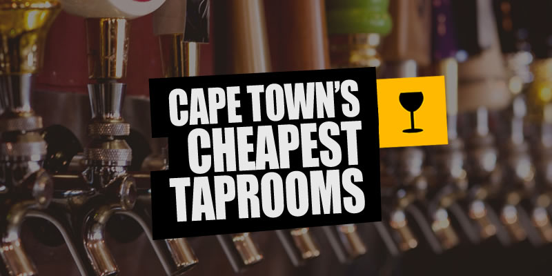 15 Cheapest Craft Brewery Taprooms in and around Cape Town photo