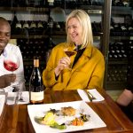 Sommelier`s Choice: Bongani Ngwenya from the Codfather in Sandton photo