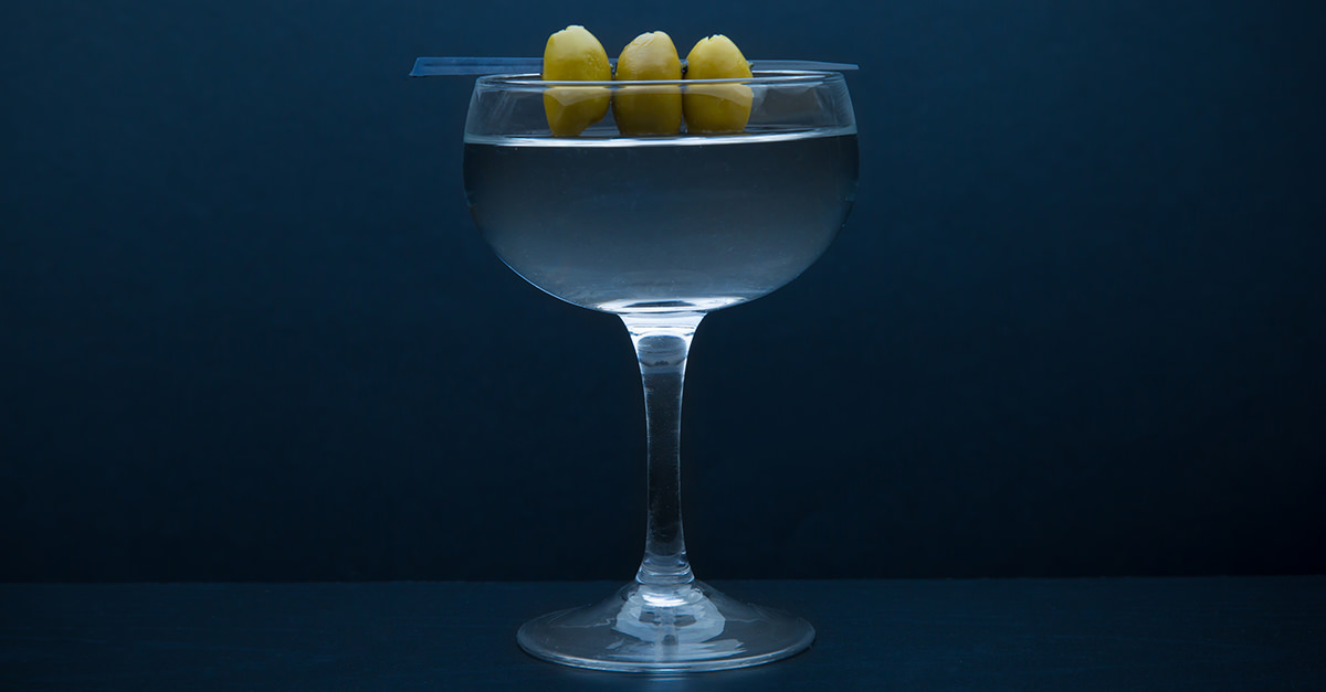 Everything you never knew about the Martini photo