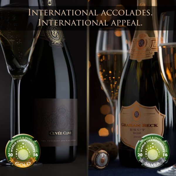 Graham Beck Cuveé Clive 2009 awarded Gold Medal at Champagne and Sparkling Wine Championships photo