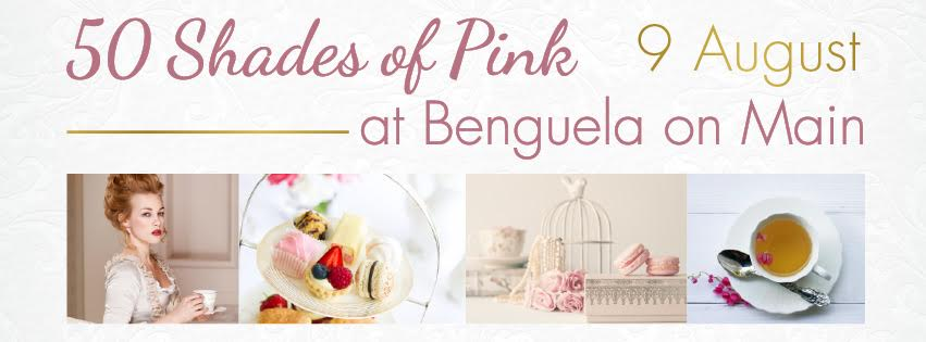 50 Shades of Pink Women's Day High Tea at Benguela on Main photo