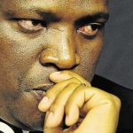 Why SABC Boss Hlaudi Motsoeneng`s eyes are so red photo