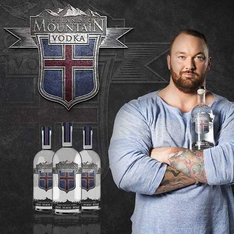 Game of Thrones actor launches Icelandic Mountain Vodka photo