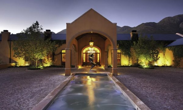 Franschhoek Boutique Hotels are out of this world photo
