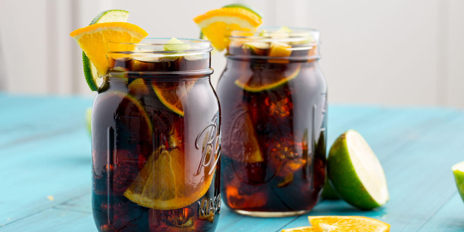 You Need To Know About Cold Brew Sangria photo