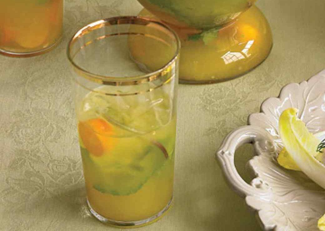Martha Stewart's Kumquat Mojitos photo