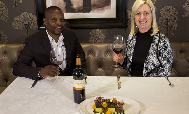Creation Sommelier`s Choice: Mike Buthelezi from Signature in Morningside photo