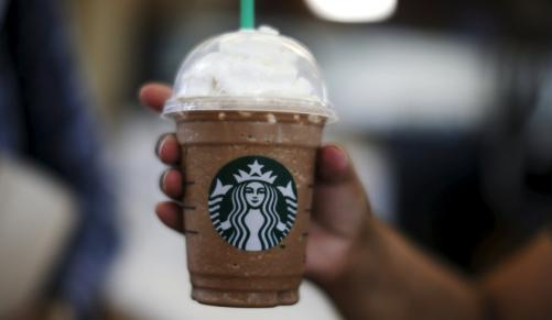 Starbucks launches a coffee cup you can recycle photo