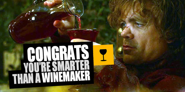 winemaker 1 Quiz: Are You Smarter Than A Winemaker?