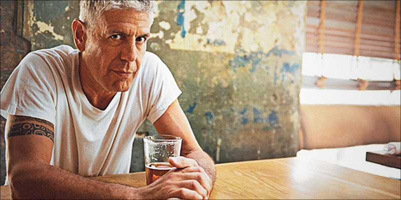 Anthony Bourdain's Hangover Cure photo