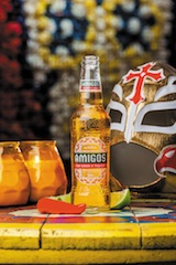 Amigos Tequila Beer Launches A Vibrant New Identity photo