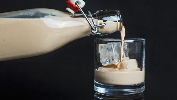 How to make Irish Cream Liqueur in 5 mintues photo