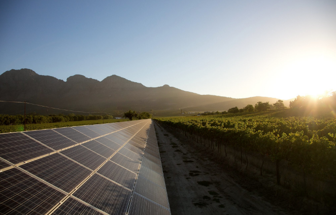 Vrede en Lust reach major milestone in solar energy production photo
