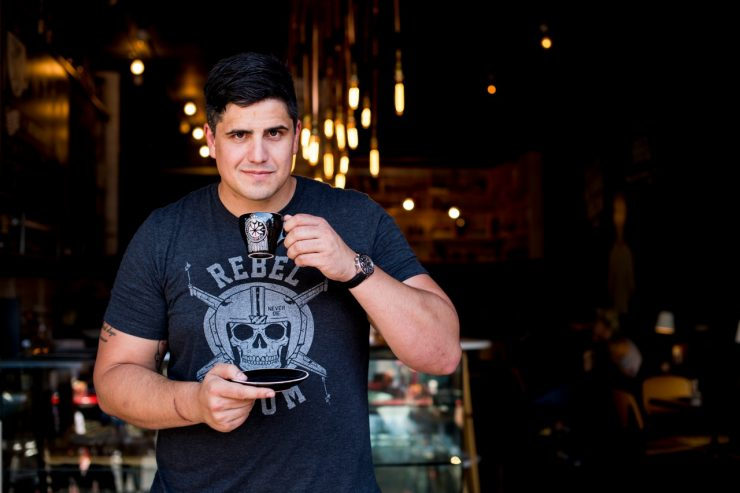 Cape Town Coffee Champion Wayne Olberholzer: The Sprudge Interview photo