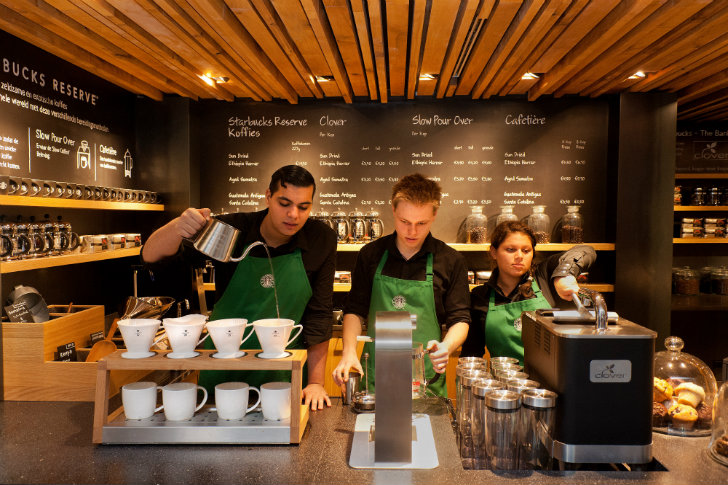 Next Starbucks to open in Pretoria photo