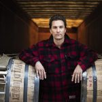 Matthew McConaughey Is the New Face of Wild Turkey Bourbon photo