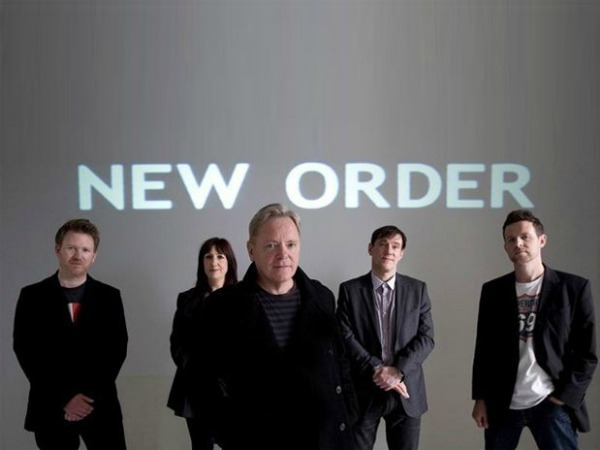 Electronic rock band New Order taps into the beer business photo