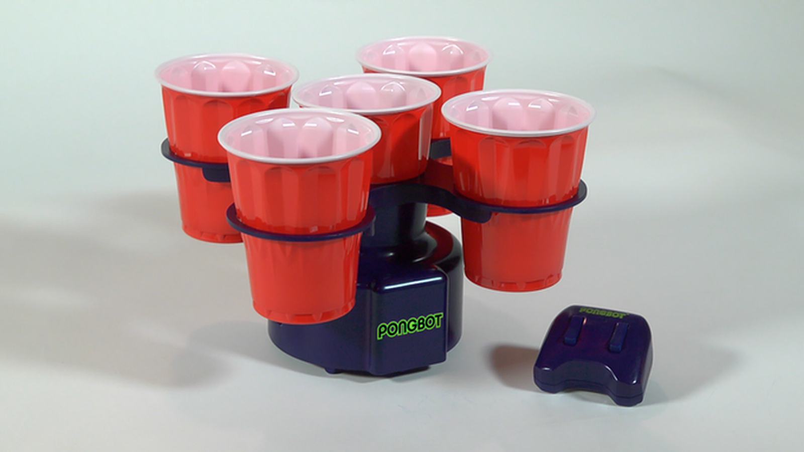 Beer Pong Gets a High-Tech Upgrade to Satisfy Modern Frat Bros photo