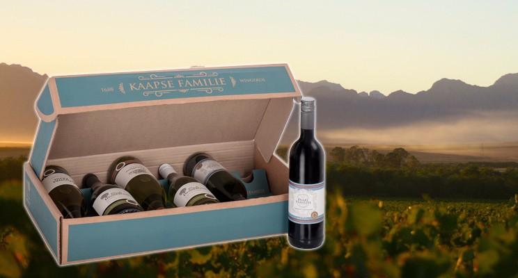 Join the prestigious Kaapse Familie Wingerde Wine Club photo