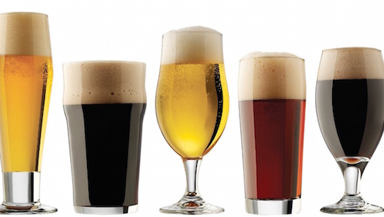 10 Proper Glass Styles For Your Favorite Beers photo