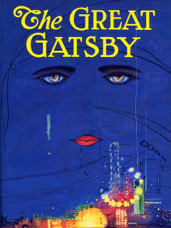 cover the great gatsby 240x320 Six Classic Novels That Are Better With A Glass Of Red Wine