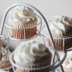 Moscato Cupcakes to go with your Women's Day tea party photo