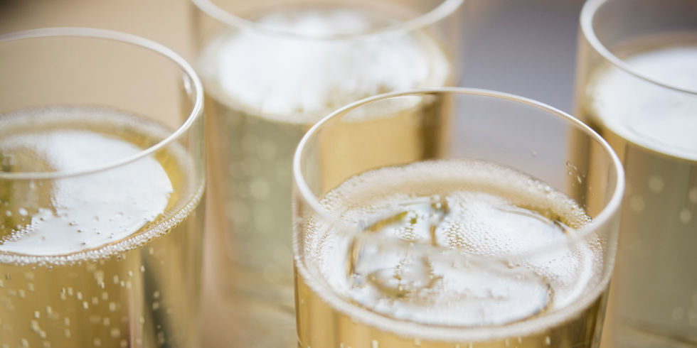 Drinking Champagne Every Day Could Help Prevent Dementia And Alzheimer's photo