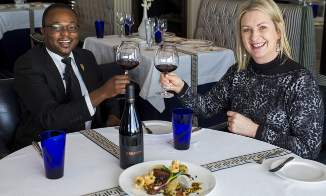 Sommelier's Choice: Gregory Mutambe from Azure at The Twelve Apostles Hotel photo