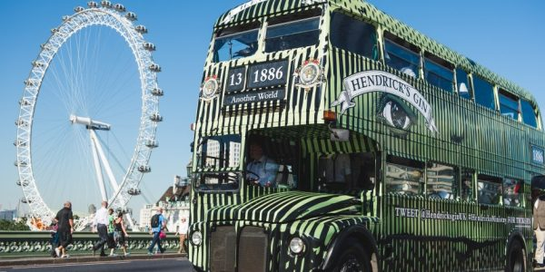 How Hendrick's Gin is using social insight to craft experiential activity photo
