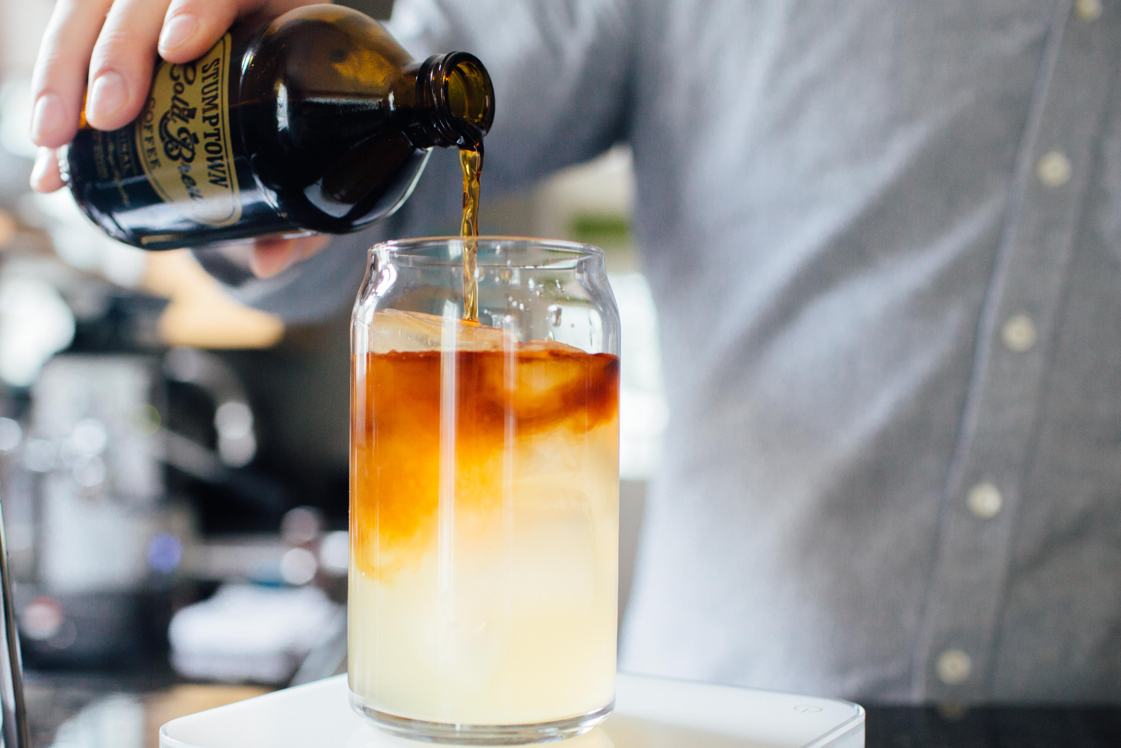 Cold Brew with a Twist #CoffeeLemonade photo