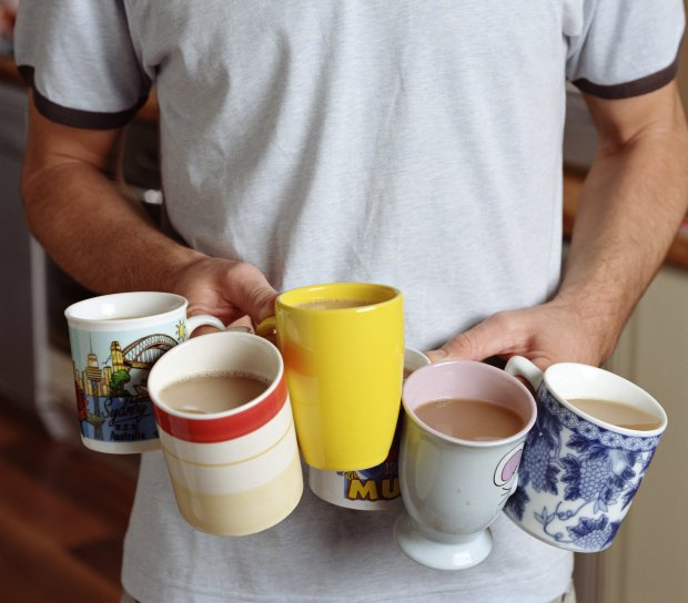 The politics of the office tea round photo