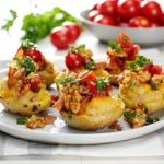 Walnut, Bacon and Cheddar Potato Bites photo