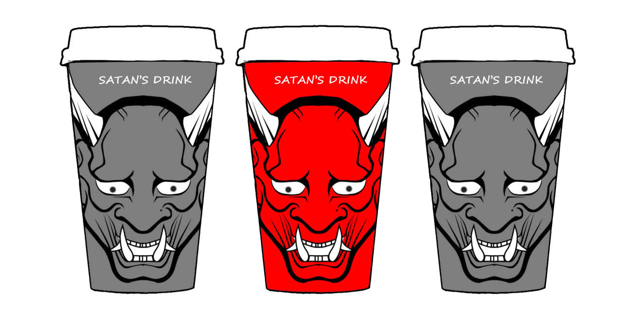 The history of Satan's Drink aka Coffee photo