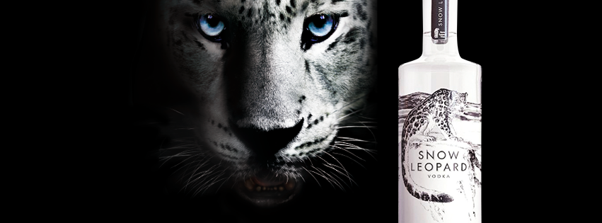 How can you help save snow leopards? By drinking vodka! photo