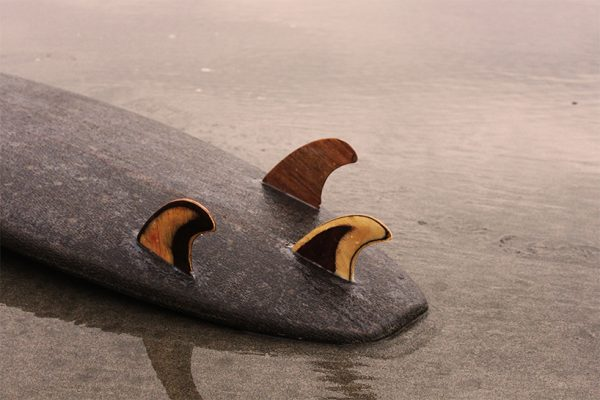 Portuguese designer progresses sustainable surf design with Amorim Cork photo