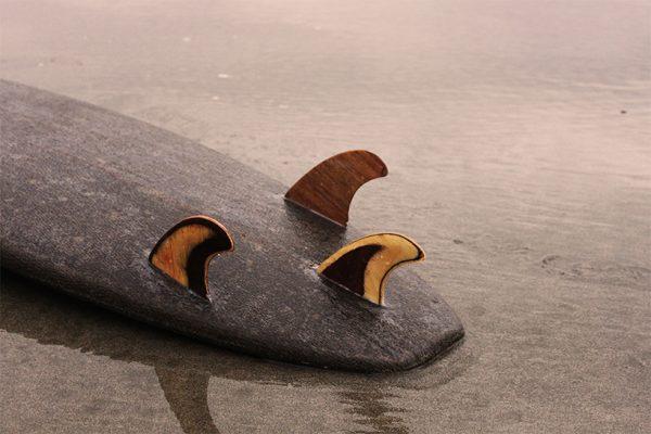 Portuguese designer progresses sustainable surf design with Amorim Cork photo