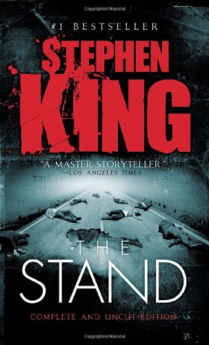 the stand Six Classic Novels That Are Better With A Glass Of Red Wine