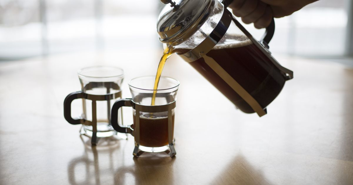 The Olympians are expected to win gold medals without coffee photo