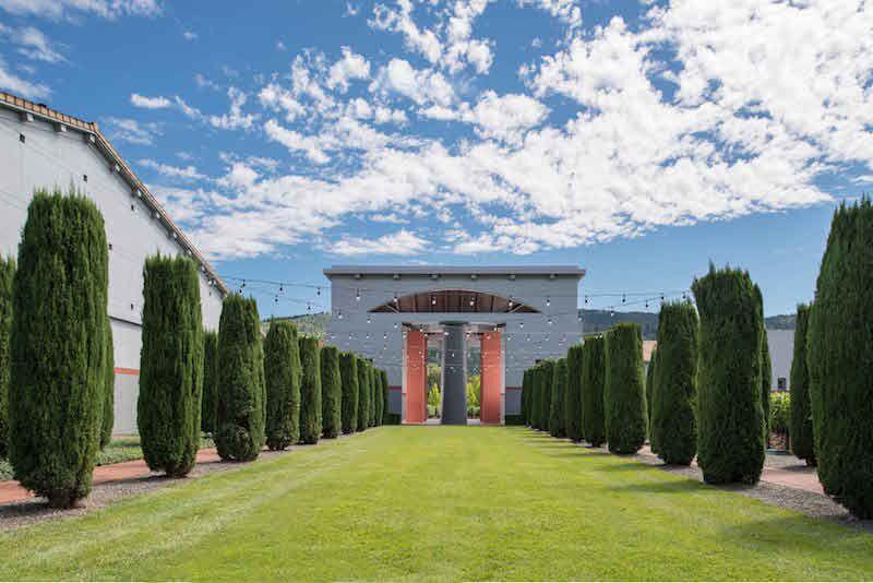 Three Reasons To Visit Calistoga's Clos Pegase Winery photo